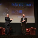 IOMFF2016-Mak-K-applauding-John-Hurt-Gaiety-stage