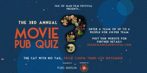 Isl of Man FIlm Fesival Movie Pub Quiz